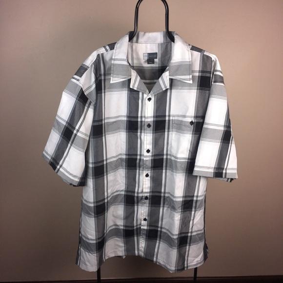Shirts Gb Black Label Mens Short Sleeve Dress Shirt 3xl Poshmark